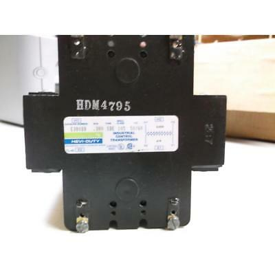 Gen Signal E380Bb/79010134 Transformer Primary 600 Volt/secondary 24 Volt 35463