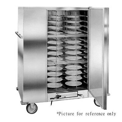 Carter-Hoffmann BB150E Mobile Energy Saver Heated Banquet Cabinet