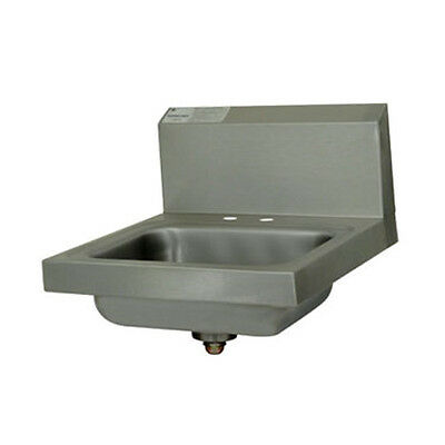 """Advance Tabco 7-PS-20-NF 14"""" Wall Model Hand Sink"""