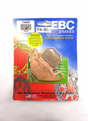 EBC Brake Pads Sintered Extreme Adly United Motors X-Peed Scooter