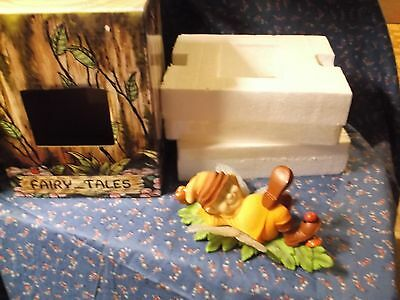 New Age Designs Fairy Tales Laying Gabe 6 3/4  Inch Wide  w/ Box