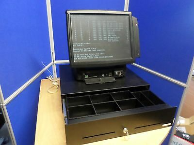 Wholesale Joblot Of 10 Pos Frontier Touch Screen Epos Tills And 10 Drawers