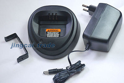 New Rapid Charger for Motorola Radio CP150 CP200 CP040 PR400
