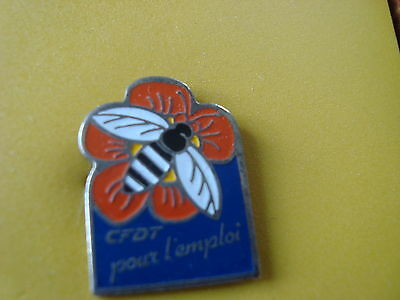 pin pins animaux abeille syndicat