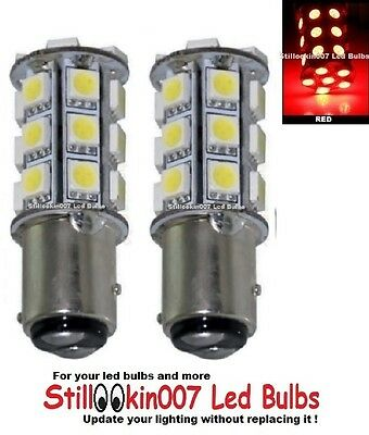 2 BAY15D 27 smd RED 1157, 2057, 2357, 1016, 7528