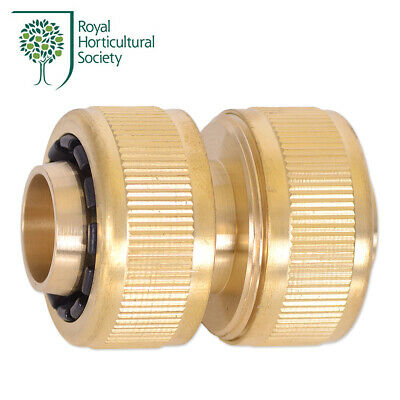 RHS 3/4 (19mm) Brass Hose Joiner