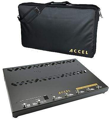 Switcher Pedal Board Accel FX 22 Command Center