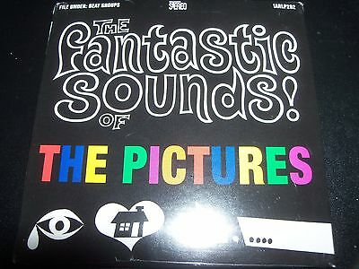The Pictures (Davey Lane) The Fantastic Sound Of CD – Like New