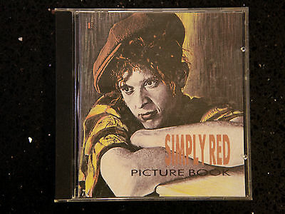 Simply Red ‎– Picture Book  (REF BOX C54)