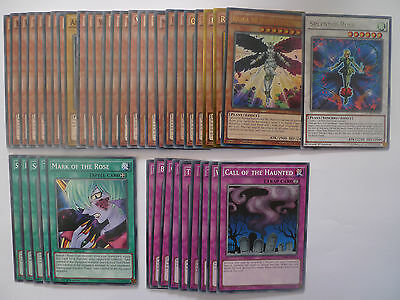 Plant Deck * Ready To Play * Yu-gi-oh