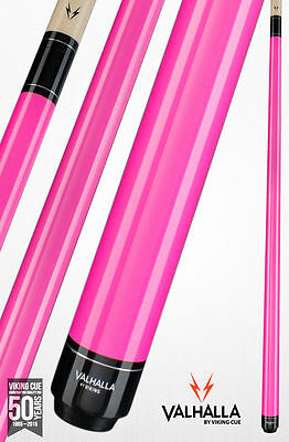 NEW Valhalla by Viking VA106 Pink Girl Pool Cue Stick 18 19 20 21 oz SHIPS FAST