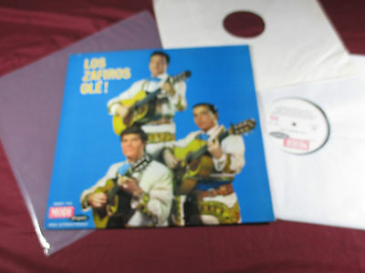 Los Zafiros  OLE  -  LP Mode MDINT 9141 France sehr gut