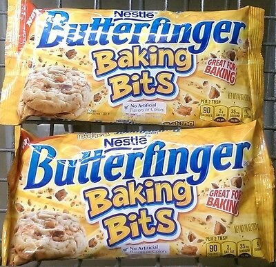 Nestle ~ Butterfinger – Baking Bits – Great for Baking