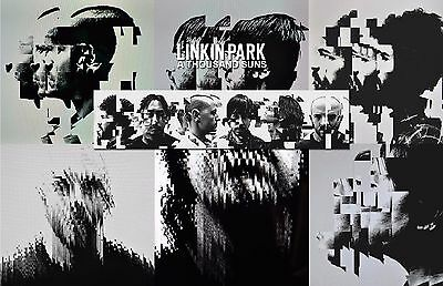Linkin Park 11x17 Music Poster picture print glossy thick card stock paper #18