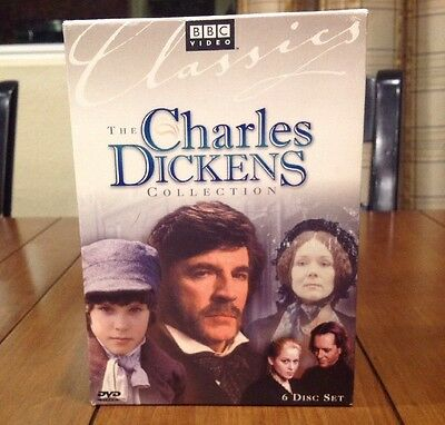 Charles Dickens Collection (DVD, 2005, 6-Disc Set)