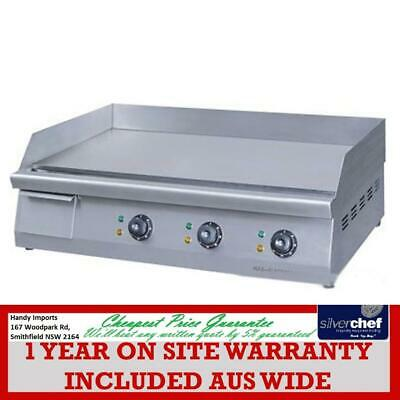 Fed Commercial Max Electric Griddle Benchtop Bench Top Counter Bbq Gh-760