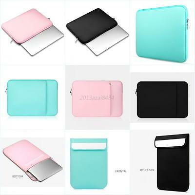 Laptop Sleeve Notebook Case Cover Bag Holder For MacBook Air/Pro 11-15.6 Inch