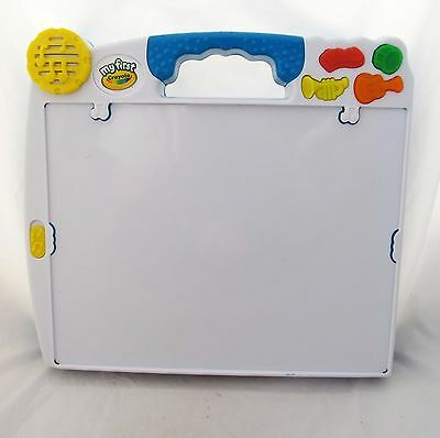 My First Crayola Color Me A Song Musical Easel Art Doodle Board Drawing Lap Desk