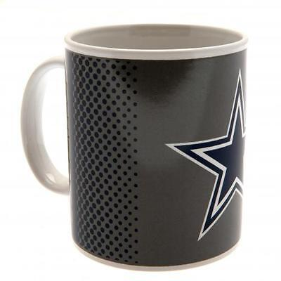 Official Licensed NFL Product Dallas Cowboys Mug Cup Coffee Fade 11oz Gift New