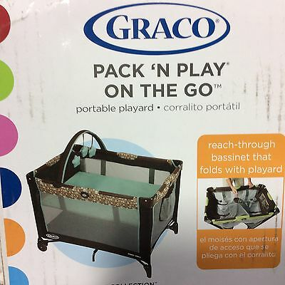 Brand New Graco Pack 'N Play on the Go - Little Hoot