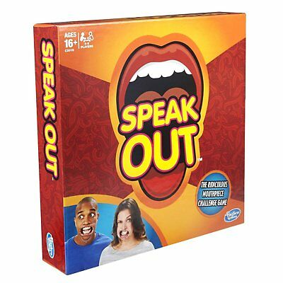 Speak Out Game Funny Mouthpiece The HOTTEST GAME This Xmas Internationally