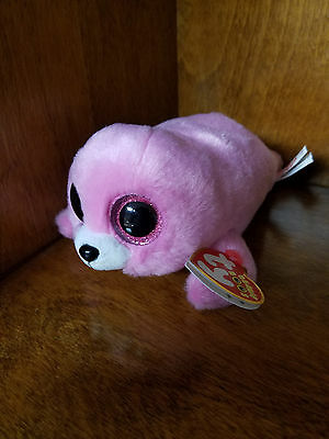b6065ecf0fc BRAND NEW TY 2016 Beanie Boo PIERRE the Seal New with Tags! -  7.49 ...