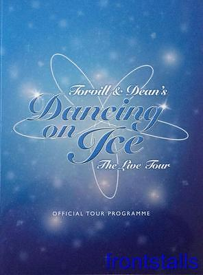 Torvill And Dean - Dancing On Ice - Official Tour Programme - 2007
