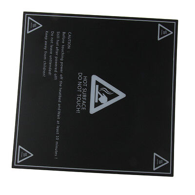 214x214 mm 3D Printing Build Surface Upgraded Square Sticker Thermal Mattress