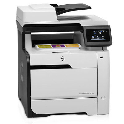 HP Colour LaserJet Pro 300 M375NW MFP M375 A4 USB Network Wireless Laser Printer