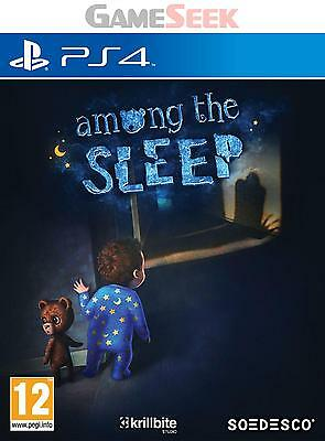 Among The Sleep - Playstation Ps4 Brand New Free Delivery
