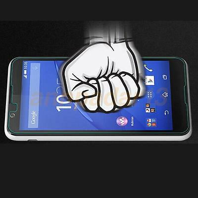 Tempered-Glass Film Screen Protector Cover Guard Shield for Various Sony Real