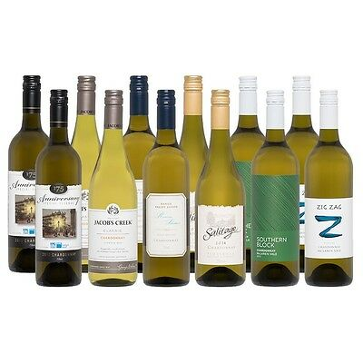 Chardonnay Lovers Selection (12 x  750ml)
