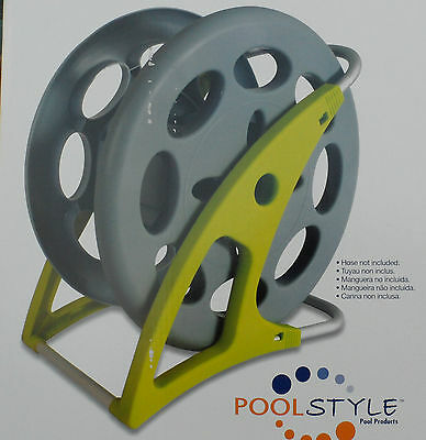 Poolstyle Swimming Pool Vacuum Hose Storage Tidy Reel
