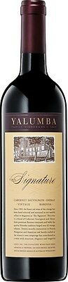 Yalumba `The Signature` Cabernet Shiraz 2012 (6 x 750mL), Barossa, SA.