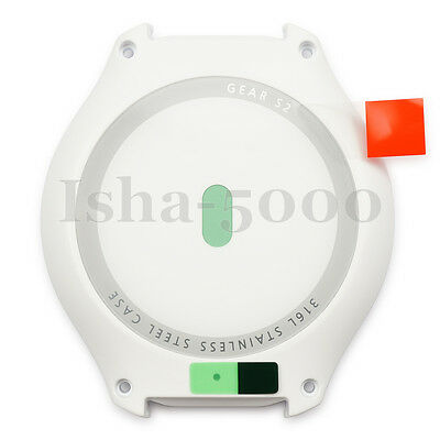 Back Waterproof Housing Case Battery Cover For Samsung Galaxy Gear S2 SM-R720