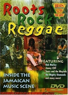 Roots Rock Reggae: Inside Jamaica (2000, DVD NEUF) Marley/Higgs/Cliff (RÉGION 1)