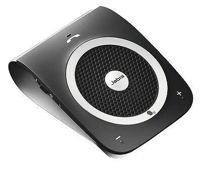 NEW Jabra TOUR Bluetooth Hands Free Car Speakerphone Kit with Noise Cancellation