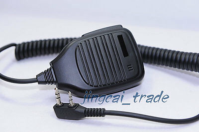 Speaker Microphone Mic for KENWOOD PUXING WOUXUN BAOFENG radio as KMC-21