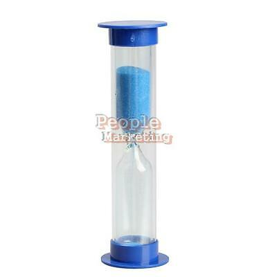 Mini Hourglass Sandglass Sand Clock Timer 120 Seconds 2 Minutes Cooking Device