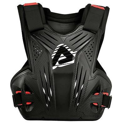 Acerbis Impact Mx Chest Protector Black Roost Motocross Enduro Body Armour Mx