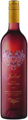 T`Gallant `Juliet` Sweet Red Wine 2012 (6 x 750mL), Victoria