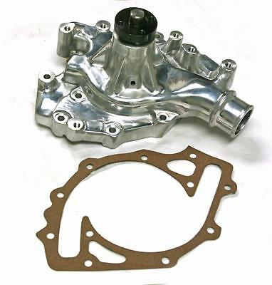 Big Block Ford 429 460 Polished Aluminum High Volume Mechanical Water Pump BBF
