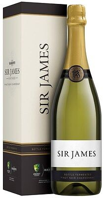 Hardy's `Sir James` Vintage 2009 (6 x 750mL Gift Boxed), SE AUS.