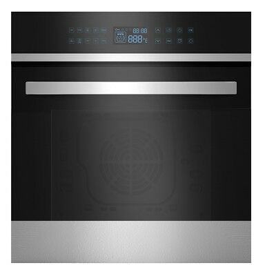 """Empava 24"""" LED Digital Touch Controls Electric Built-in Single Wall Ovens 220V"""