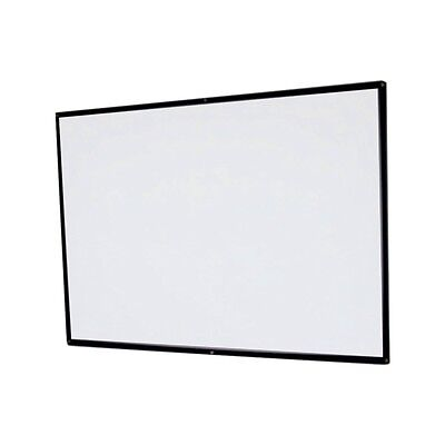 60 inch 16:9 Fabric Material Matte White Projector Projection Screen SP