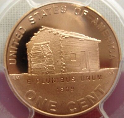 2009-S Lincoln Early Childhood Bicentennial Cent PR69DCAM 81709206 09022017