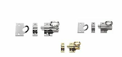 Carlisle Brass - DK42PB/CP/SC- Fan Light Catch Brass/Chrome/Satin