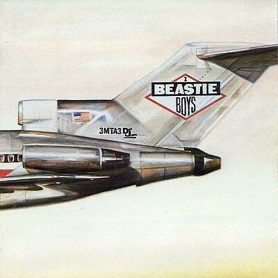 Beastie Boys - Licensed To Ill - 180gram Vinyl LP *NEW & SEALED*