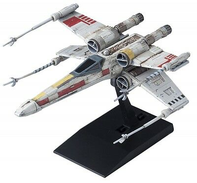 Bandai Star Wars Vehicle Model 002 X-Wing Starfighter non scale kit