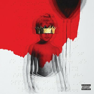 Rihanna - Anti - 2 x Vinyl LP with Lithograph Prints *NEW & SEALED*